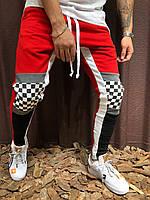 Мужские спортивные штаны Красные
