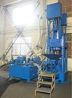 Брикетировочный пресс для металлической стружки Y83 - 630 Wanshida, фото 1