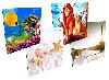 Керамический обогреватель КАМ-ИН цветная 700Вт, фото 4