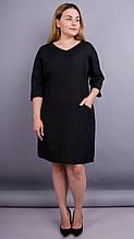 Платье Виктория черный