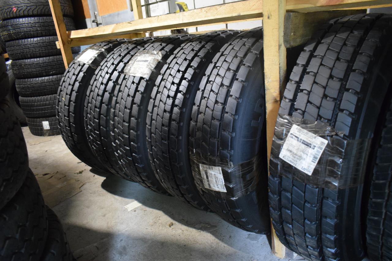 Грузовые шины 10 R17.5 Continental, ТЯГА, осталось 2 шт., б/у из Европы
