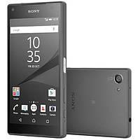 """Смартфон Sony Xperia Z5 Compact 2/32Gb Black, 23/5Mp, 4.6"""" IPS, 1SIM, 4G, IP68, 2700мАч Оригинал, 3 мес."""