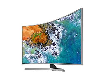 Телевизор Samsung UE65NU7672 (PQI1900Гц, 4K Smart, UHD Engine, HLG HDR10+, DDigital+ 20Вт, Curved DVB-C/T2/S2), фото 2