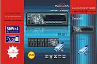 Автомагнитола 1012BT 50W*4 с bluetooth/MP3/SD/USB/AUX, фото 1