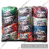 Одеяло силиконовое (двуспальное)180 х 210 см (Расцветки в ассортименте)