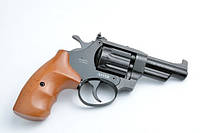 Револьвер под патрон флобера Safari РФ 431М с рукояткой из бука, фото 1