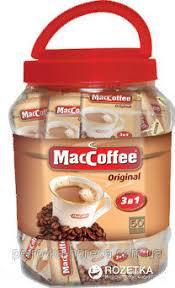''MacCoffee'' 3 в 1 Классик банка 50шт