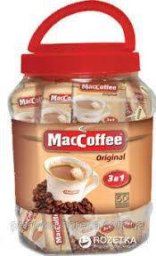''MacCoffee'' 3 в 1 Классик банка 50шт, фото 2