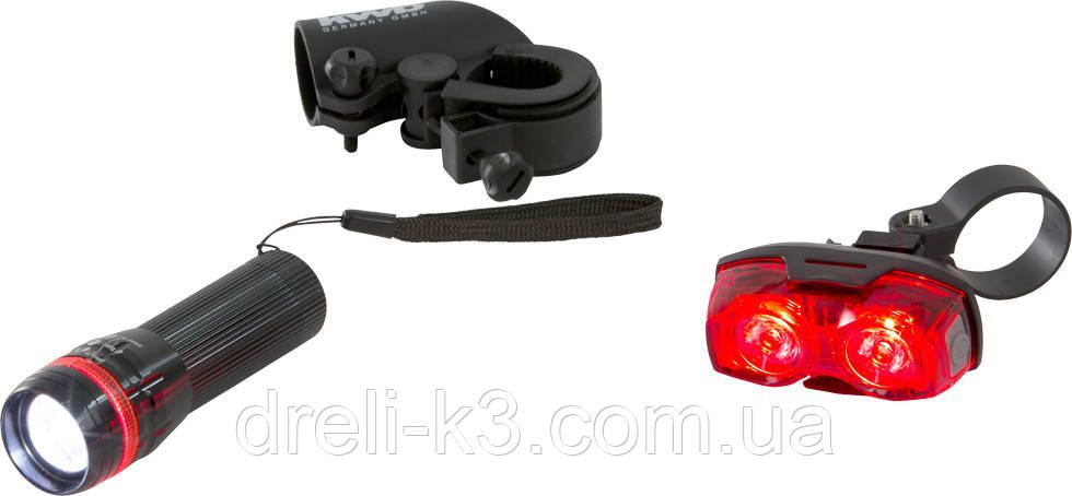 Светодиодные велосипедные фонари 3 ШТ. KWB