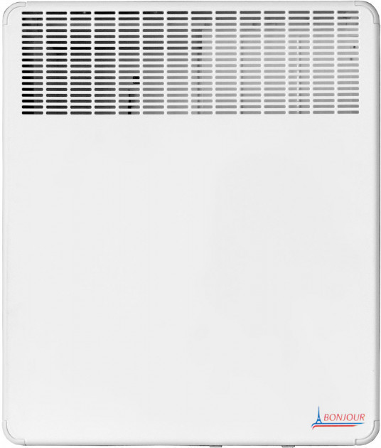Электро конвектор Bonjour CEG BL-Meca/M (1000W). Закрытый ТЭН, механическое управление