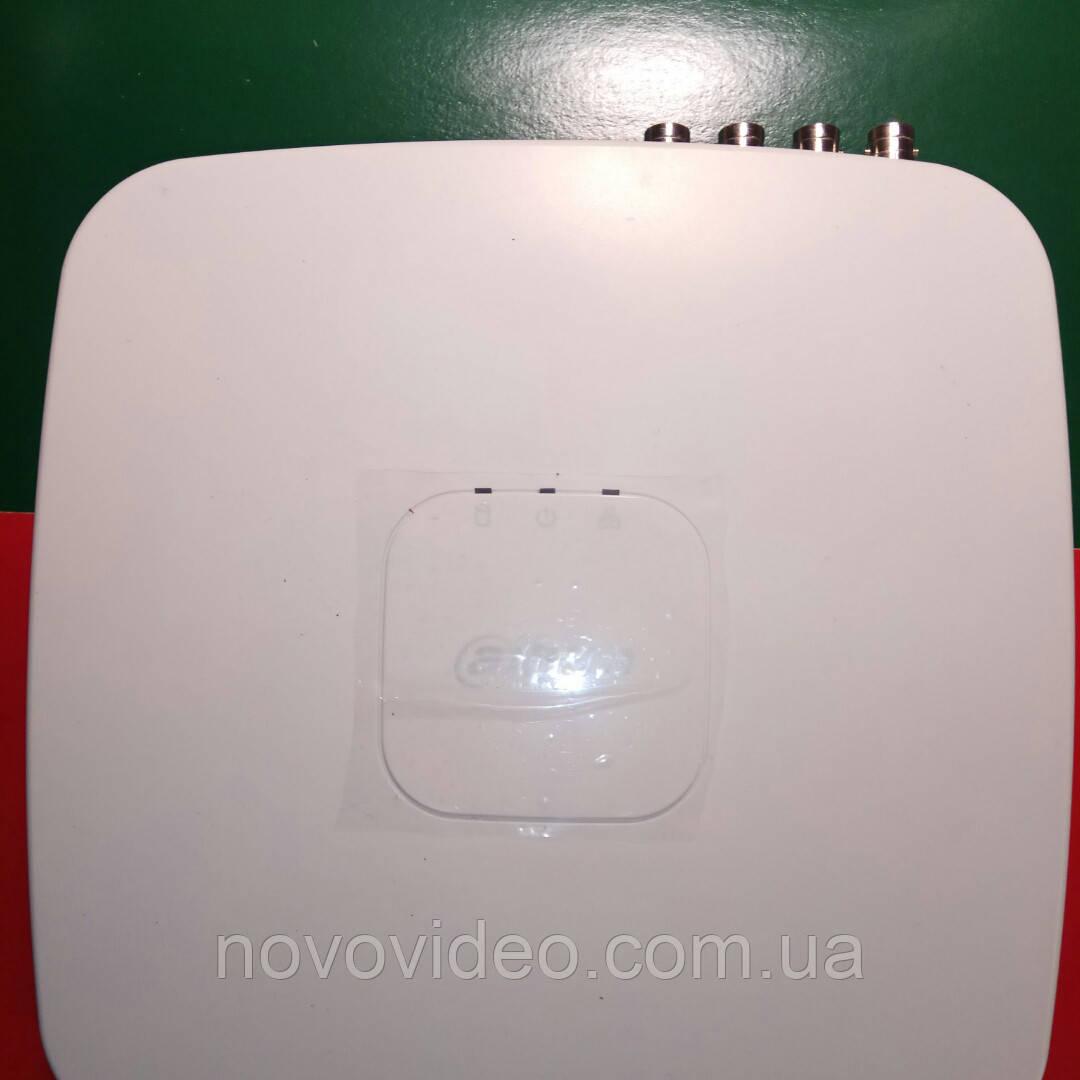 Регистратор гибридный на 4 камеры Dahua Technology DH-XVR5104C-S2