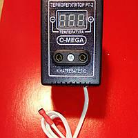 Терморегулятор для брудера РТ-2 цифровой в розетку