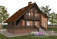 Комплексное строительство домов, коттеджей до 3х этажей