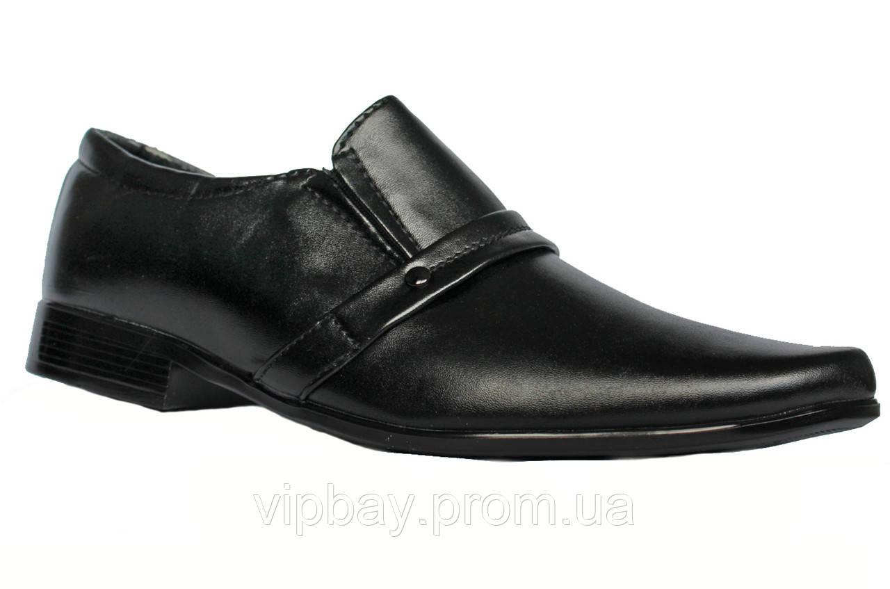 Классические мужские туфли Львовской фабрики (Б01)  42