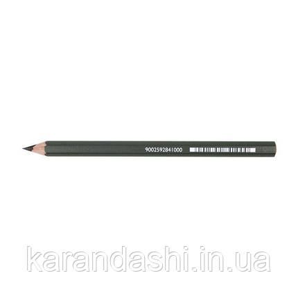 Карандаш графитный MegaGraphit, с увеличенным стержнем 5.5 мм, 6B, Cretacolor, фото 2