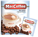 ''MacCoffee'' 2 в 1 Без Сахара 10шт, фото 2