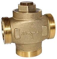 """Трехходовой термосмесительный клапан  TEPLOMIX GROSS 1"""" ( 55*С ) Резьба на корпусе 1-1/4"""""""