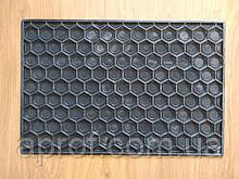 Килимок гумовий стільниковий (40х60см) цільний