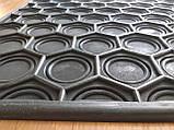 Коврик резиновый сотовый (40х60см) цельный, фото 3