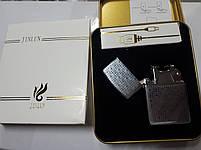 USB Зажигалка электрическая Jinlun 4838, фото 3