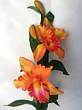 Искусственные орхидеи  Эпидендровые. род каттлея, дактилосталикс., фото 6