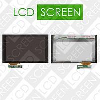 Дисплей для планшета Acer Iconia Tab A500, черный, с cенсорным экраном
