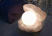 Соляная лампа Жемчужина, ночник HealthLamp