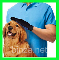 Перчатка для удаления шерсти животных, фото 1