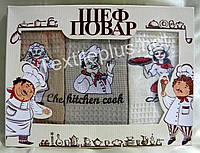 Кухонные вафельные полотенца Nilteks