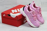 Кроссовки женские розовые Nike М2K 6208