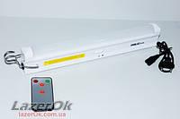Лампа-фонарь GD 1036 + пульт управления+солнечная панель для зарядки!