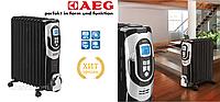 Масляный радиатор AEG(Оригинал)Германия  11 секций