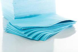 Салфетки стоматологические Dry-Back Medicom (Голубые) (500 шт/ящ)