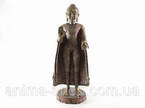 "Статуэтка Будда Гандхара ""Камень с Позолотой"""