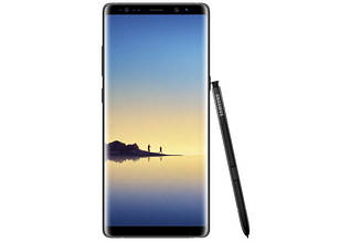 Samsung Galaxy Note 8 64Gb Black Dual Sim (SM-N950FD) (3 месяца гарантии)