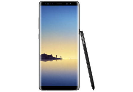 Samsung Galaxy Note 8 64Gb Black Dual Sim (SM-N950FD) (3 месяца гарантии), фото 2