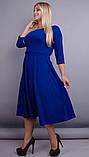 Платье Кора электрик , фото 5