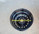 Диск колесный Ваз 2103, ваз 2101-2107 ,  R13x5,0, чёрный (производитель Дорожная карта, Харьков, фото 3