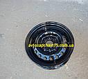 Диск колесный Ваз 2103, ваз 2101-2107 ,  R13x5,0, чёрный (производитель Дорожная карта, Харьков, фото 6