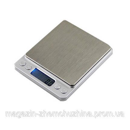 Весы ювелирные YZ-1729 3 / 0.1 г, фото 2