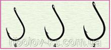 Крючок Hayabusa H.CHN 124 №2