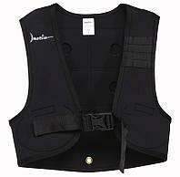 Жилет грузовой быстросъемный Vest Black (спортивные товары. инвентарь для дайвинга)