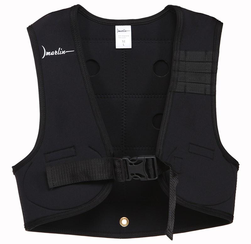 Жилет грузовой быстросъемный Vest Black (спортивные товары. инвентарь для дайвинга) - Лови волну - товары для рыбалки в Харькове