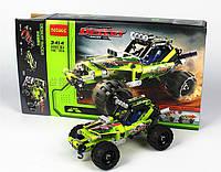 Конструктор Decool 3414 Пустынный Гонщик (аналог Lego Technic 42027) 148 деталей, фото 1