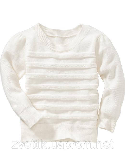 Белый нарядный свитерок (Размер 5Т) Old Navy (США)