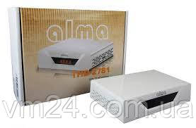 Цифровой HD Тюнер DVB-T2  ALMA 2781-USB  Scart-Приставка Цифровой тюнер т2