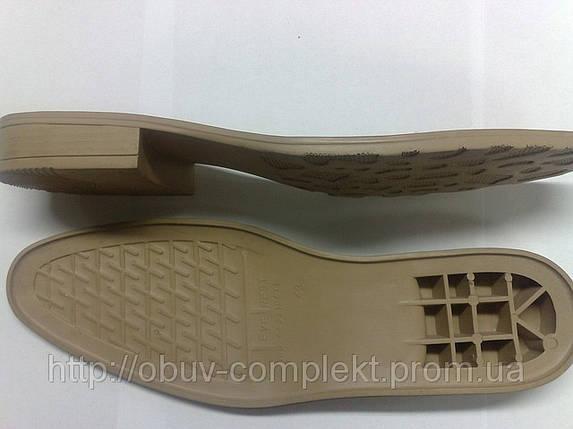 Пдошва для взуття, фото 2