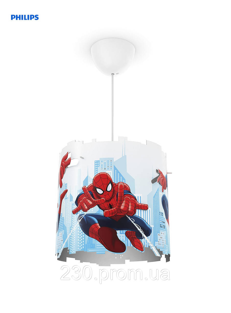 Люстра Philips Spiderman