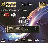 Тюнер Т2 OPERA DIGITAL HD-1001 DVB-T2, фото 1