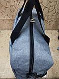 Спортивна дорожня сумка reebok месенджер 300D стильний тільки оптом, фото 3